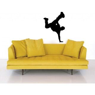 Break Dance Sticker Vinyl Wall Art