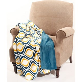 BOON Printed Flannel Mystic Throw