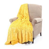BOON Oversized Air Brushed Faux Fur Throw