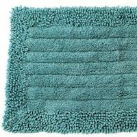 Pam Grace Creations Cotton Solid Bath Mat
