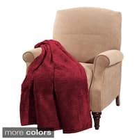 BOON Quilted Flannel Throw