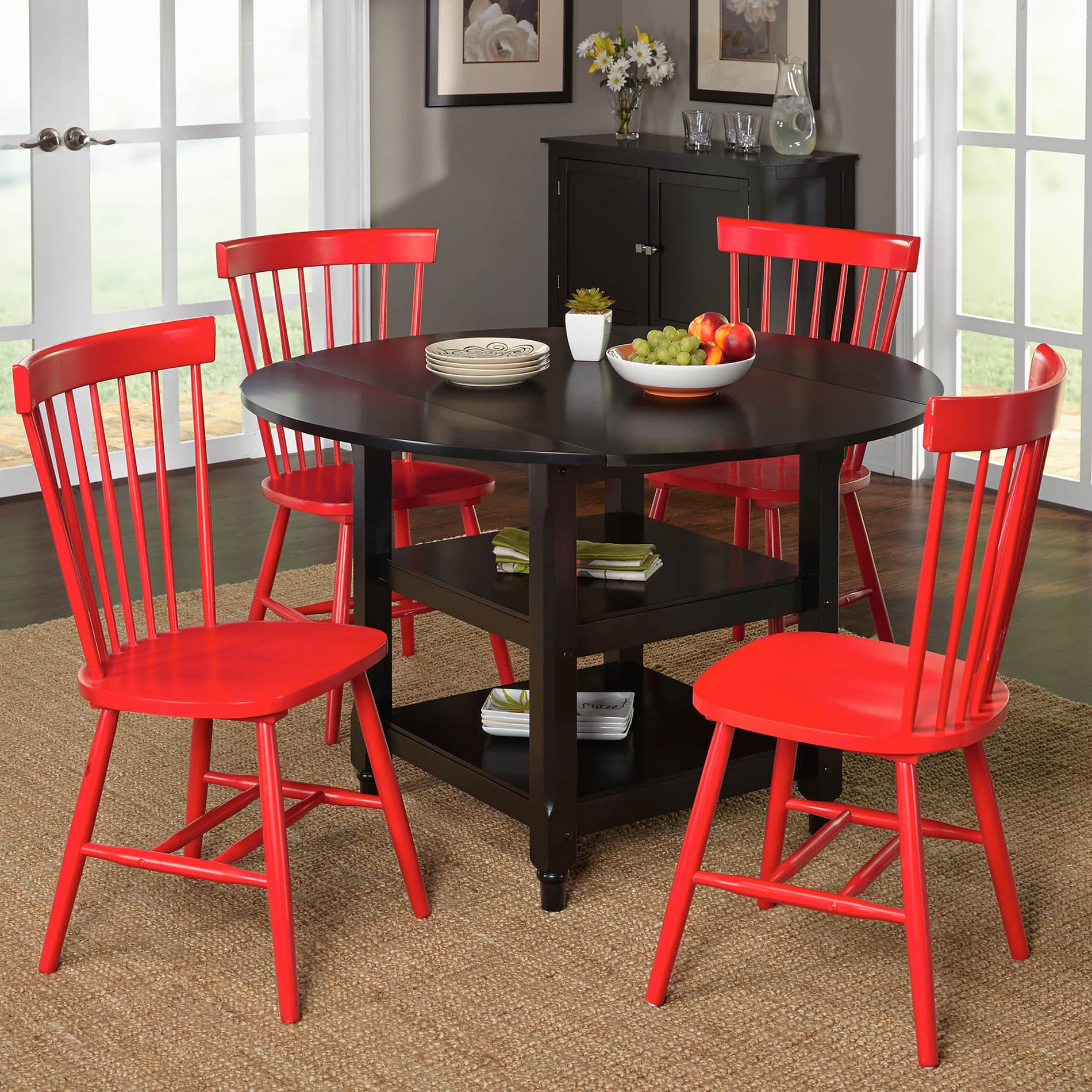 Kitchen dining room sets for less for Dining room furniture 0 finance