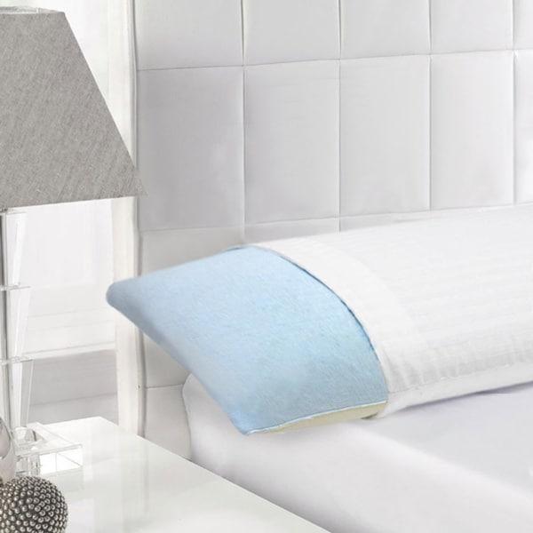 Maison Blanche Gel Shredded Memory Foam Pillow
