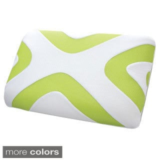 Maison Blanche Neon Memory Foam Pillow|https://ak1.ostkcdn.com/images/products/10050168/P17194474.jpg?impolicy=medium