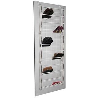 Studio 707 Over-the-door 36-pair Shoe Rack|https://ak1.ostkcdn.com/images/products/10050169/P17194475.jpg?_ostk_perf_=percv&impolicy=medium