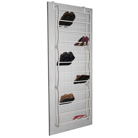 Studio 707 - Over-The-Door 36 Pair Shoe Rack