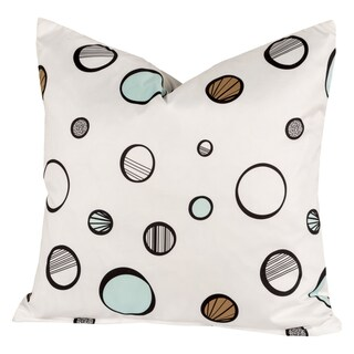 Robin's Roost Throw Pillow