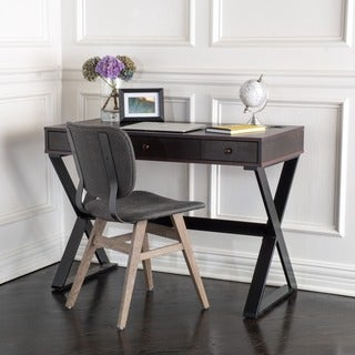 Beverly 3-Drawer Wood Writing Desk by Christopher Knight Home