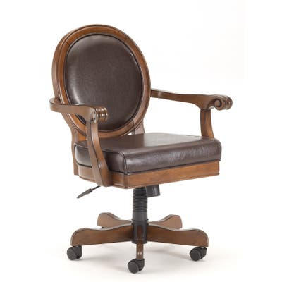 Hillsdale Warrington Caster Game Chair