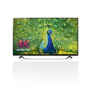 LG 60UF8500 60-inch 4K 240Hz 3D Smart Wi-Fi LED UHDTV with webOS 2.0 - With Free Solidmounts ST-600