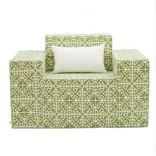 Softblock Malibu Green Indoor/Outdoor Chair