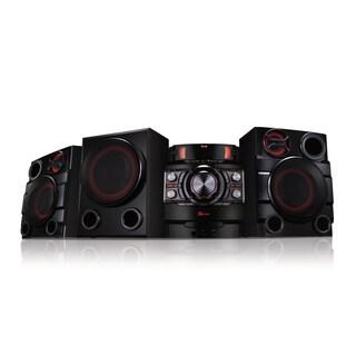 LG CM8440 Portable 1900-watt 2.1-channel Bluetooth Mini Stereo System
