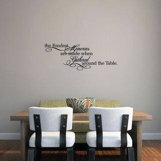 The Fondest Memories 30 x 11-inch Kitchen Wall Decal|https://ak1.ostkcdn.com/images/products/10050375/P17194722.jpg?impolicy=medium