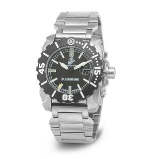 Wrist Armor Men's WA122G U.S. Marine Corps C2 Stainless Steel Watch