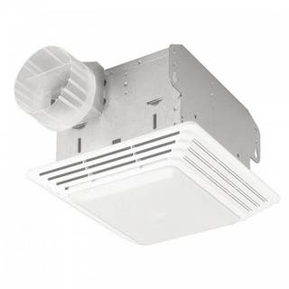 Broan NuTone 50 CFM Ceiling Eco Exhaust Bath Fan with Light 678 https://ak1.ostkcdn.com/images/products/10050439/P17194757.jpg?impolicy=medium