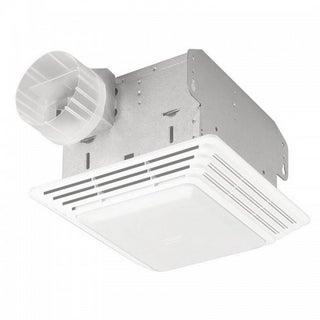 Broan NuTone 50 CFM Ceiling Eco Exhaust Bath Fan With Light 678