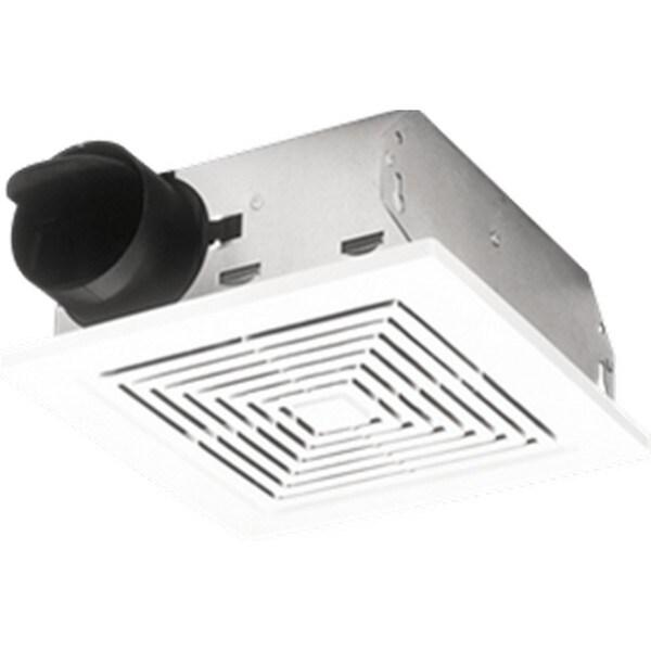 Bathroom Fan Loud: Shop Broan NuTone70 CFM Ceiling/Wall Exhaust Fan 671