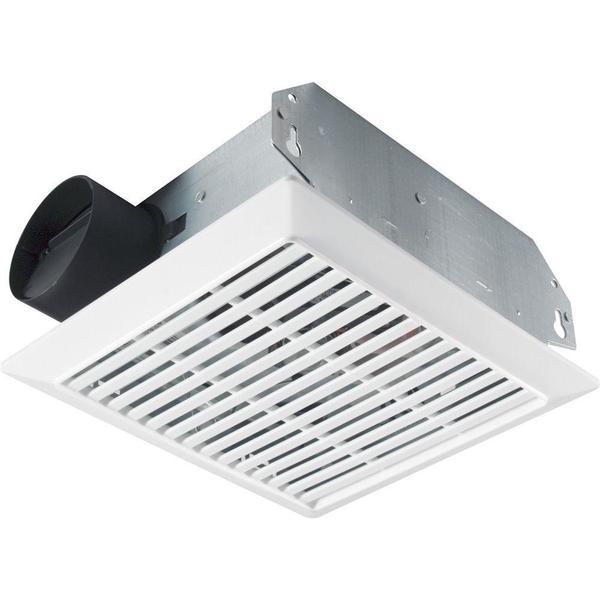 70 cfm wall ceiling mount exhaust bath fan free shipping