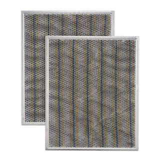 Allure 1, 2, 3 Series 30-inch Range Hood Non-ducted Charcoal Replacement Filter (Pack of 2)