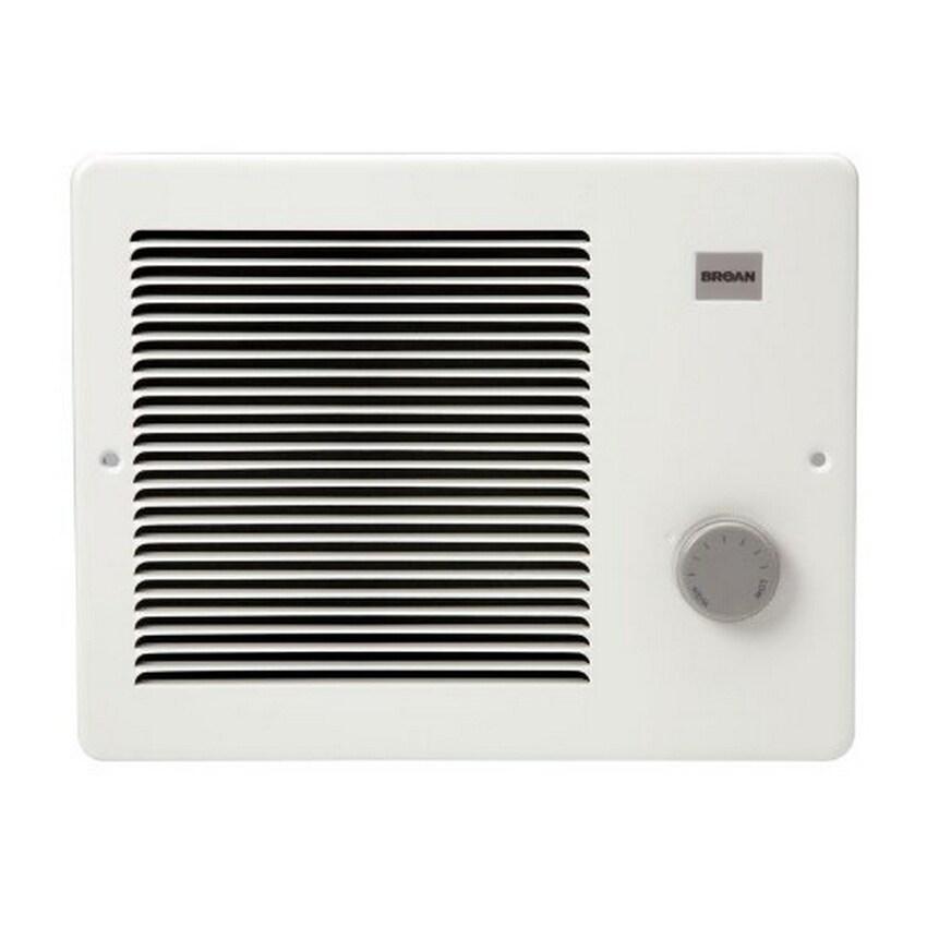 Broan Comfort-Flo 12 in. 1500-Watt Wall Heater (Heater), ...