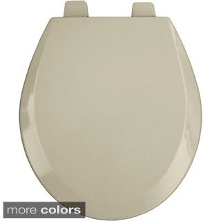 Bemis Round Open Front Toilet Seat