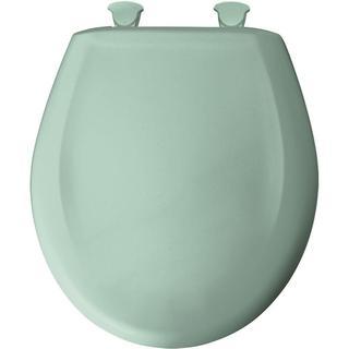 Bemis Slow Close STA-TITE Round Closed Front Toilet Seat