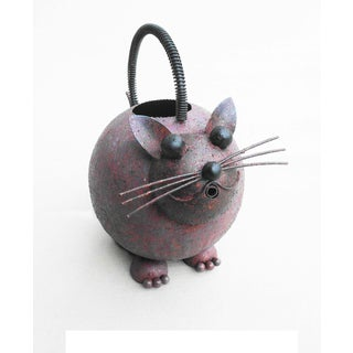 Iron Cat Watering Can (Indonesia)