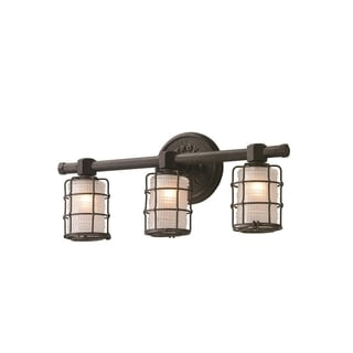 Troy Lighting Mercantile 3-light Bath Sconce