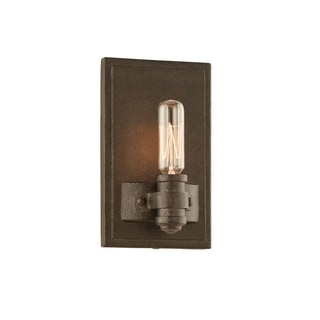 Troy Lighting Pike Place 1-light Wall Sconce