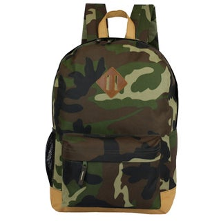 Goodhope Epic 15-inch Laptop Backpack (Option: Camouflage)