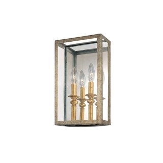 Troy Lighting Morgan 2-light Pocket Sconce