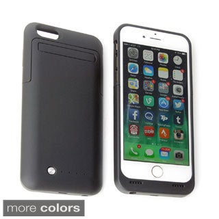 iPhone 6 3000mAh iOS 8 Compatible Rechargeable External Battery Case