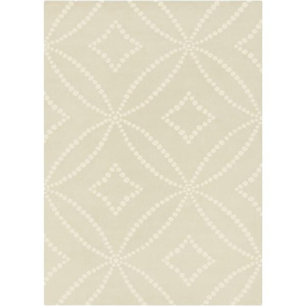 Hand-Tufted Joanne Geometric New Area Rug