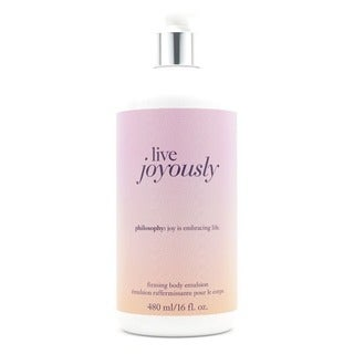 Philosophy Live Joyously Firming 16-ounce Body Emulsion