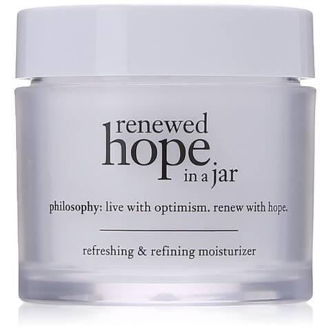 Philosophy Renewed Hope In a Jar 2-ounce Moisturizer