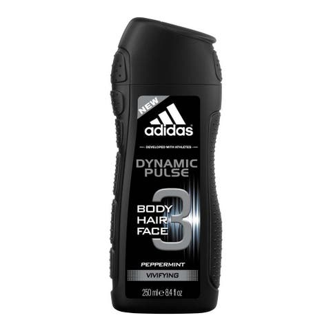 Adidas Dynamic Pulse Peppermint Hair and Body Shower Gel