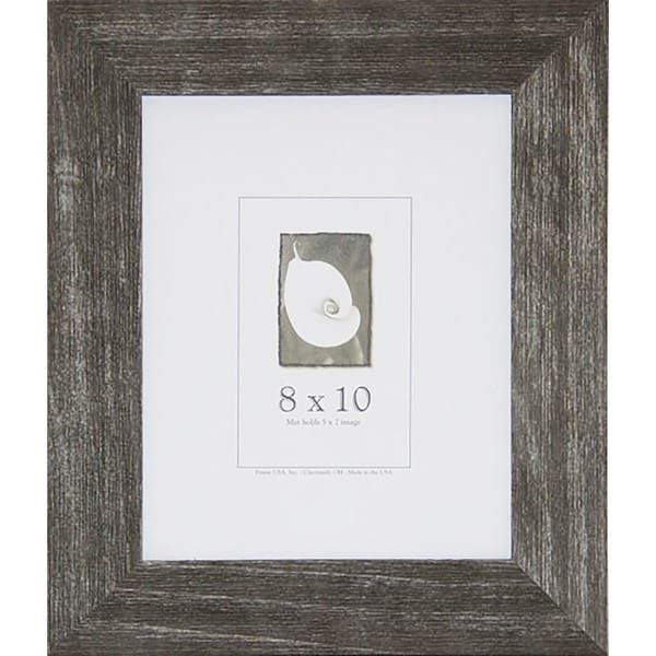 Farmhouse Barnwood Picture Frame 8 Inch X 10