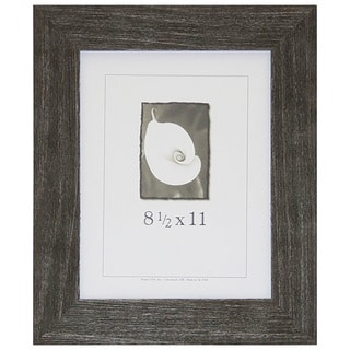 Farmhouse Barnwood Picture Frame (8.5-inch x 11-inch)