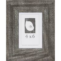 Farmhouse Barnwood Picture Frame (4-inch x 6-inch)