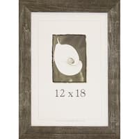 Farmhouse Barnwood Picture Frame (12-inch x 18-inch)