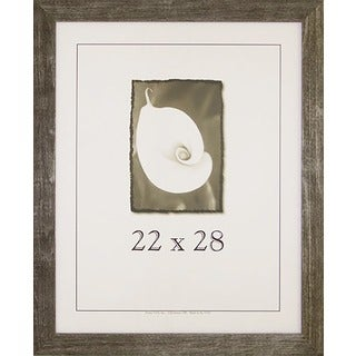 Farmhouse Barnwood Picture Frame (22-inch x 28-inch)