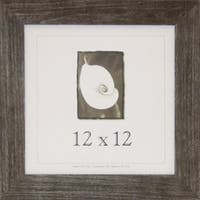 Farmhouse Barnwood Picture Frame (12-inch x 12-inch)