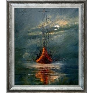 Justyna Kopania Moon Framed Fine Art Print