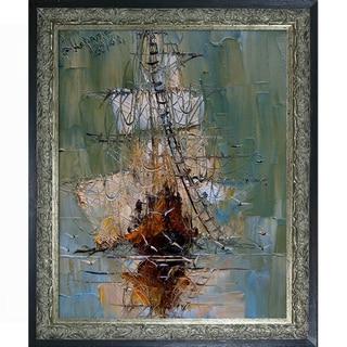 Justyna Kopania Voyage Framed Fine Art Print
