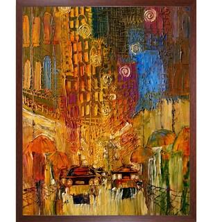 Justyna Kopania Street Framed Fine Art Print