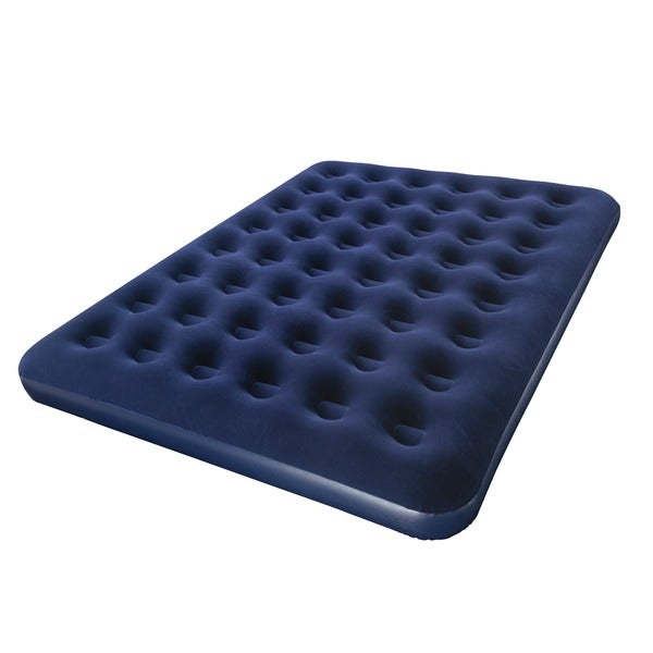 Bestway Flocked Queen Air Bed. Opens flyout.