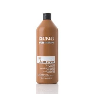 Redken For Men Clean Brew 33.8-ounce Shampoo