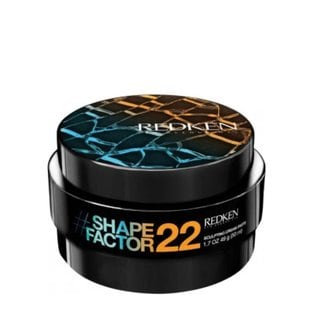 Redken 22 Shape Factor 1.7-ounce Cream Paste