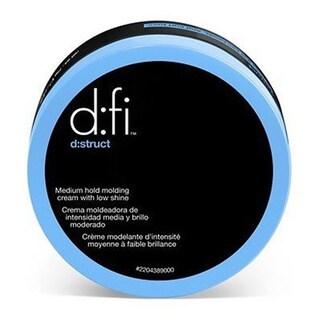 D:fi D:struct Medium Hold 2.5-ounce Molding Creme