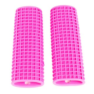 Silicone Waffle Grip Pot Handle Sleeves (Set of 2)